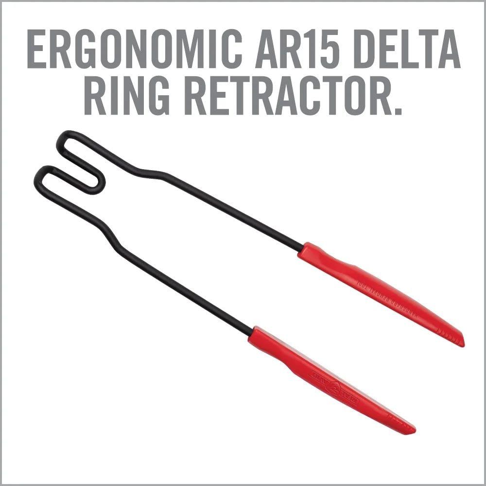 AR15ArmorersMasterKit EasyGripHandguardRemovalTool