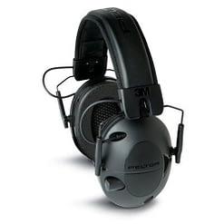 Peltor Ear Muff Tactical 100 - Electronic Black/black 22 Db