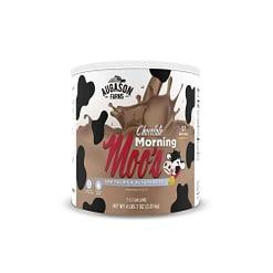 Chocolate Morning Moos Low Fat Milk Alternative