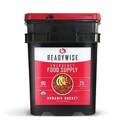 ReadyWise 90 serving organic