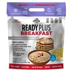 Augason Farms READY PLUS Breakfast Emergency Food Supply