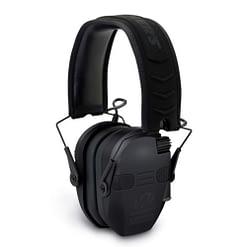 Walkers Razor Slim Electronic Quad Muff w Bluetooth - Black