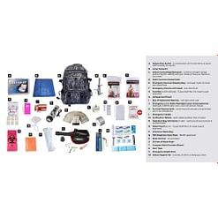 Hunters Deluxe Survival Kit Description