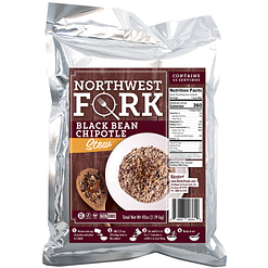 Northwest Fork Black Bean Chipotle Stew