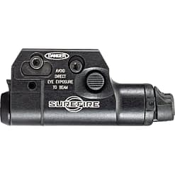 SureFire XC2 Ultra Compact Handgun Weaponlight with Laser Side