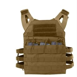 Lightweight Plate Carrier Coyote