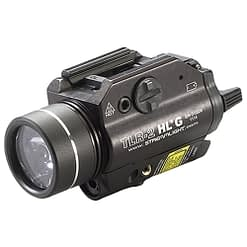 Streamlight TLR-2 HL G Mounted Rail Flashlight with Green Aiming Laser