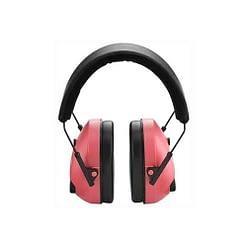 Champion Electronic Ear Muffs - 25db Pink