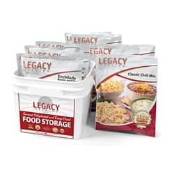 32 Serving Gluten Free 72 Hour Emergency Food Kit