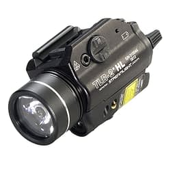 Streamlight TLR-2 HL 1000 Lumen light with Red Laser