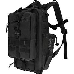 Pygmy Falcon-II Backpack Black