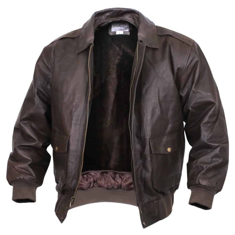 A-2 Leather Flight Jacket