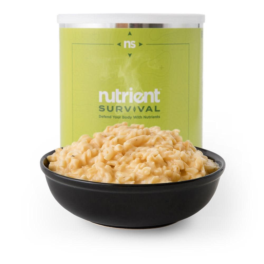 Nutrient Survival Triple Cheese Mac