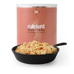 Nutrient Survival Homestyle Scramble