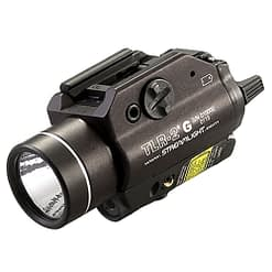 Streamlight TLR-2G with Lithium Battery