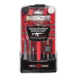 Real Avid Accu-punch Hammer And AR 15 Pin Punch Set