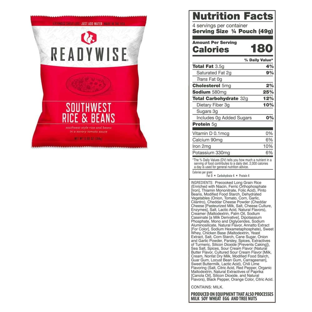 RW Southwest Rice Beans
