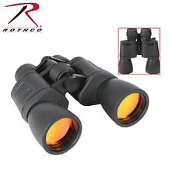 Rothco 8-24 x 50MM Zoom Binocular – Black
