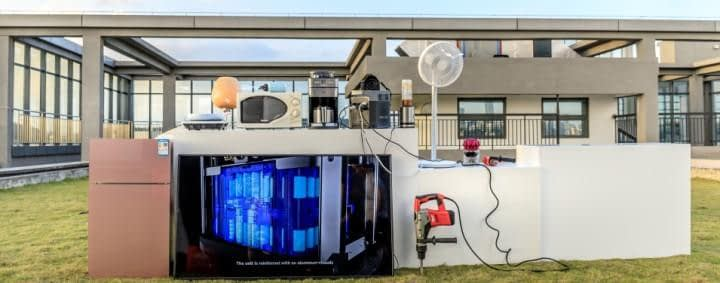 delta powering appliances